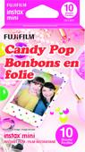 Fujifilm Instax Colorfilm Mini Candypop (10 stuks)