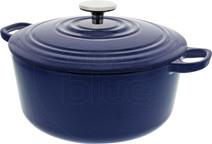 BK Bourgogne Dutch oven 24cm Royal Blue