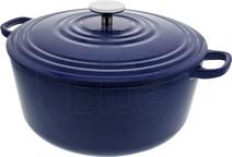 BK Bourgogne Dutch oven 28cm Royal Blue