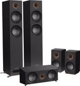 Jamo S 807 HCS Surround Set Black