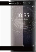 Azuri Protège-écran en Verre trempé pour Sony Xperia XA2 Noir