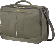 "Samsonite 4Mation 3-Way 16"" Olive/Yellow"