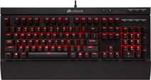 Corsair K68 Cherry MX Red Gaming Keyboard AZERTY