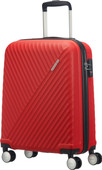 American Tourister Visby Spinner 55 cm Energetic Red