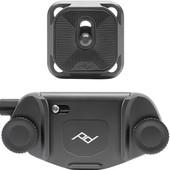 Peak Design Capture Camera Clip Zwart