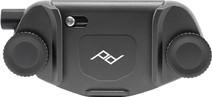 Peak Design Capture Camera Clip Zwart zonder plaat