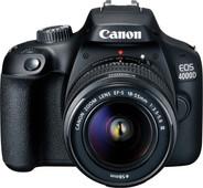 Canon EOS 4000D + 18-55 mm DC