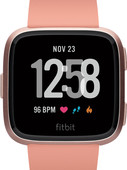 Fitbit Versa Aluminium Pêche/Or Rose