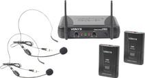 Vonyx STWM712H (200.175 en 201.400 MHz)