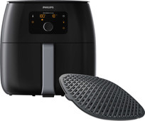 Philips Avance Airfryer XXL HD9654/90 + Grill plate
