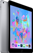 Apple iPad (2018) 32 Go Wi-Fi + 4G Gris sidéral