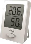 Duux Sense Hygromètre et Thermomètre Blanc