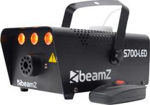Beamz S700 LED Machine à fumée avec effets de flamme