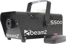 Beamz S500 Machine à fumée avec liquide à fumée
