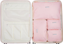 SUITSUIT Fabulous Fifties Packing Cube Set 76cm Pink Dust