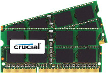 Crucial Apple 8GB DDR3L SODIMM 1,333MHz (2x 4GB)