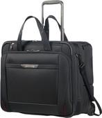 "Samsonite Pro-DLX5 Valise-Trolley 17,3"" Noir"