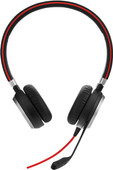 Jabra Evolve 40 MS Stereo Bedrade Usb A Office Headset
