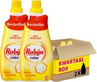 Robijn Klein & Krachtig Color Zwitsal - 2 Pièces