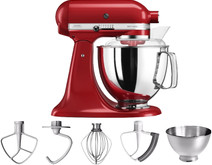 KitchenAid Artisan Mixeur 5KSM175PS Rouge empire