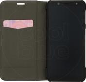 Azuri Booklet Ultra Thin Samsung Galaxy A6 (2018) Book Case Zwart