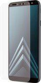 Azuri Protège-écran incurvé Samsung Galaxy A6 (2018) Verre trempé