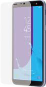 Azuri Samsung Galaxy J6 (2018) Screen Protector Curved Tempered Glass