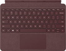 Microsoft Surface Go Type Cover AZERTY Red