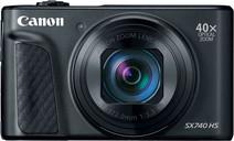 Canon PowerShot SX740 HS Zwart