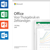Microsoft Office 2019 Famille et Petite Entreprise NL