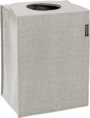 Brabantia Sac à linge rectangulaire 55 litres - Gris