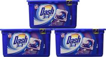 Dash Pods 3 en 1 avec lavande - 3 pièces
