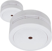 Elro FS7810 Compact Smoke Detector Duopack with 10 year battery