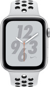 Apple Watch Series 4 40mm Nike+ Silver Aluminum/Sport Band