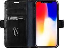 DBramante1928 Copenhagen Apple iPhone Xr Book Case Zwart