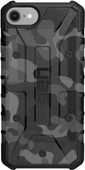 UAG Pathfinder Camo Apple iPhone 6S/7/8 Back Cover Zwart