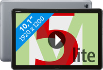 Huawei MediaPad M5 Lite 10.1 32GB WiFi Gray