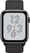 Apple Watch Series 4 44 mm Bracelet sportif Nike+ Gris sidéral Aluminium/Nylon