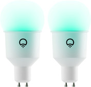 LIFX White & Color GU10 2 Units