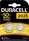 Duracell Specialty 2025 Pile bouton lithium 3 V 2 pièces