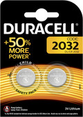 Duracell Specialty 2032 Pile bouton lithium 3 V 2 pièces