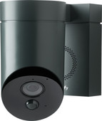 Somfy Outdoor Camera Black