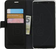 Azuri Wallet Magneet Samsung Galaxy A7 (2018) Book Case Zwart