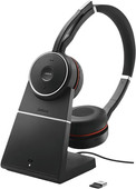 Jabra Evolve 75 UC Stereo Office Headset + Charging Stand