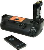 Jupio Battery grip voor Canon 5D Mark IV (BG-E20)