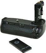 Jupio Battery Grip voor Canon EOS 6D Mark II (BG-E21)