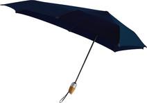 Senz° Automatic Deluxe Parapluie tempête Midnight Blue