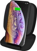 ZENS Ultra Fast Chargeur sans fil Support 15 W Noir