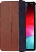 Decoded Leather Slim Cover iPad Pro 11 inch (2018)/(2020) Book Case Bruin