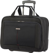 Samsonite GuardIt 2.0 Valise-trolley Ordinateur portable 17,3'' Noir